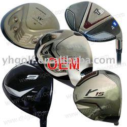 OEM Golf Club Set with bag custom golf clubs