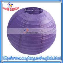 Most Popular Round Paper Lantern Wedding Wholesale