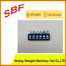 Cordless screwdriver bits CR-V Steel 25mm Phillip bits Pozi bits