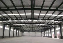 steel structure workshop fabrication