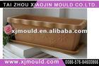 Hotel flower pot mould,cheap flower pots mould,flower pot plastic injection mould