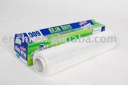 PE packaging film for food