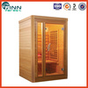 2 person use sauna room far infrared tourmaline sauna room