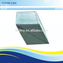 heat exchanger air cooler/plate heat exchanger core/crossfolow heat exchanger core