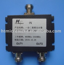 Micro-strip 2-Way Power Splitter/Divider