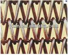 fryer conveyor belt food processing and hot treatment