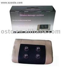 Infrared kneading massage cushion