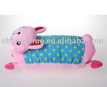 Stuffed plush children toys pillow cushion