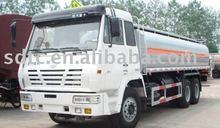 6*4 STEYR oil/fuel/refuel tank truck