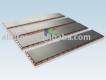 Si/Silicon target>5N single or multi crystal Si/Silicon vacuum target