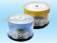 Best rate of 4.7GB Blank DVD disc with cakebox package