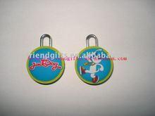 3D arts and crafts/wedding souvenirs philippines--- custom zipper slider!!!