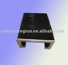terminals accordion shielding