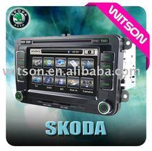skoda Octavia gps navigation dvd system