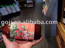 Goji juice---100% pure natural fruit juice