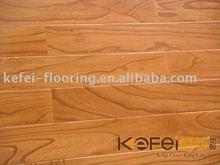 wholesale matt lacquer Elm engineered wood flooring on the top of veener 2mm