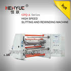High Speed lable Slitting and Rewinding Machine