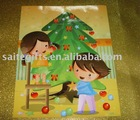 Promotional OEM paper magnetic Jigsaw puzzle