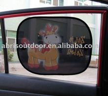 foldable auto car side windows sun screen shades customized