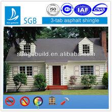 SGB 20-40 Years Warranty Environmental Asphalt Roofing Materials