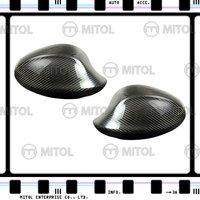 For BMW E90 06-08 Carbon Fiber Car Mirror Cover