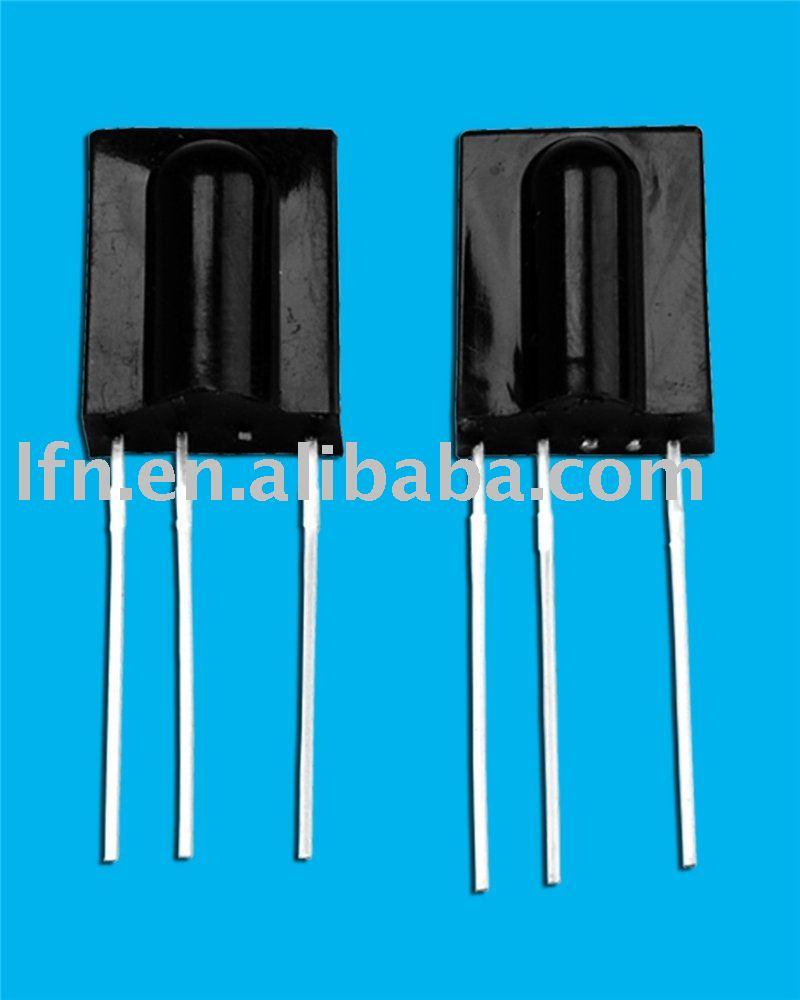 IR (Infrared) Receiver Sensor TSOP 382ID: 1- : Adafruit