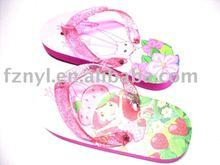 children brand pe flip flops slippers
