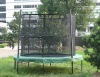 Superb Round Trampoline With Safety Net, high quality trampoline