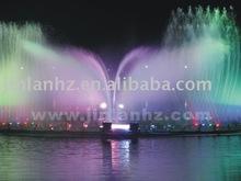 Swing Music fountain