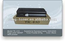 Compatible Empty Kyocera Toner Cartridge TK-418