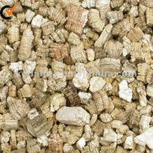Exfoliated verimiculite properties