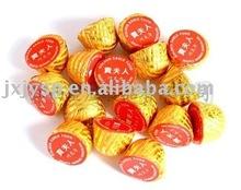 Golden Fairlady sweet dark brand name Chocolate of China manufacture