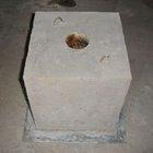 slag resistant weirs Bottom Refractory brick