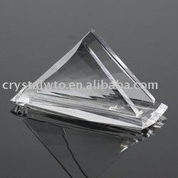 hot seller Crystal business card holder