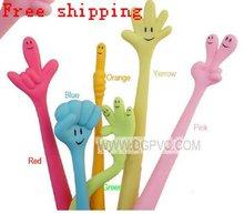 wholesale Expression finger pen(200pcs/lot)