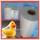 hot perforated POF shrink film for eggs packing(SGS&FDA)