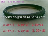 motorcycle solid tire, anti-puncture 2.25-17