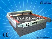 Auto feeding laser curtain Cutting/laser curtain cutting machine