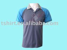 Coolmax de la camisa de polo
