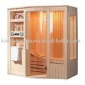 cabina de sauna