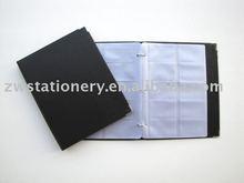 vinyl business card holder