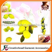 Artificial fake fruits Mini lemon