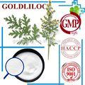 99.5% artemisinina/artemisia annua extracto con el estándar gmp