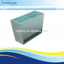 heat exchanger China/aluminum core/heat exchanger ventilator