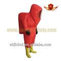 Totalmente selado roupas de proteção química/ roupa de proteção