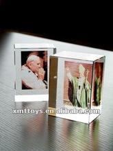 popular crystal picture frame