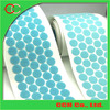 Colored Velcro Dot with Adhesive Backing