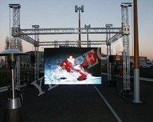 P16 3d advertising board LED display screen