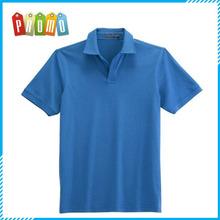 100% Polyester Men's POLO T-Shirt