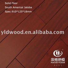 Jatoba Solid Wood Flooring Panel